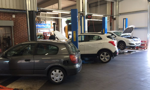 JA's Auto Services, Denaby