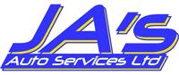 JA's Auto Services Logo