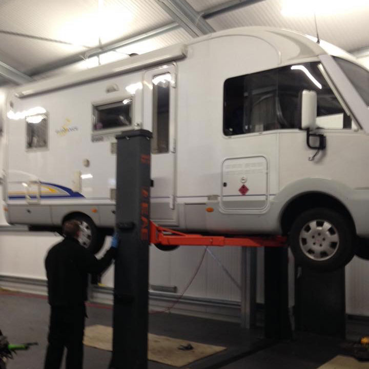 Motor Home Servicing, South Yorkshire